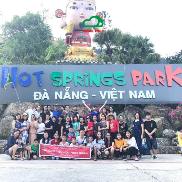 Tour Hồ Chí Minh Đà Nẵng 4 ngày 3 đêm bằng máy bay